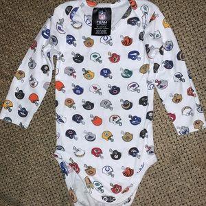 Infants NFL onesie
